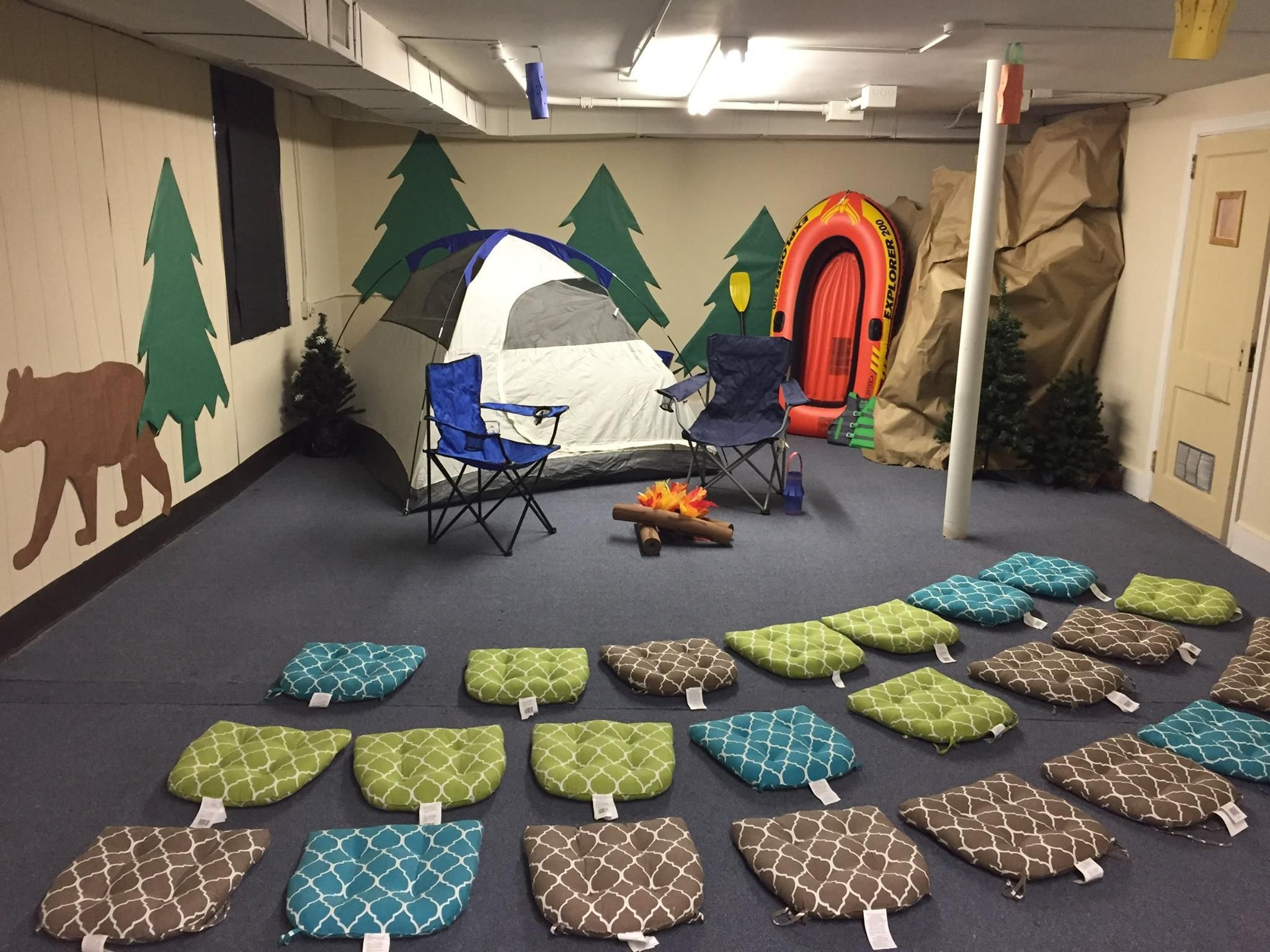 Camp Moose On The Loose Decorations Google Search Camping
