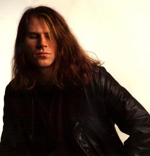 Mark Lanegan Mark Lanegan Long Hair Styles Men Singer