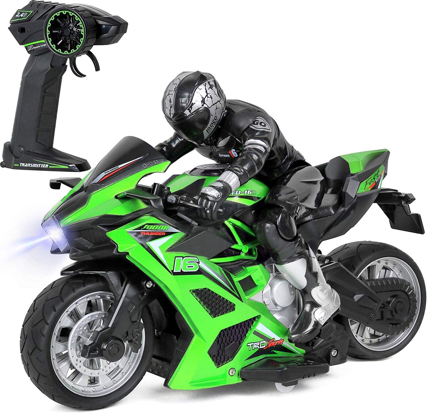 Click N' Play Cross Country High Speed RC Remote Control
