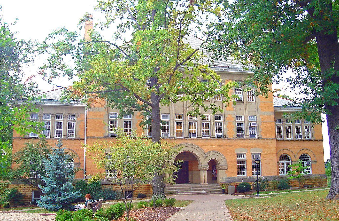 Denison University Part 95