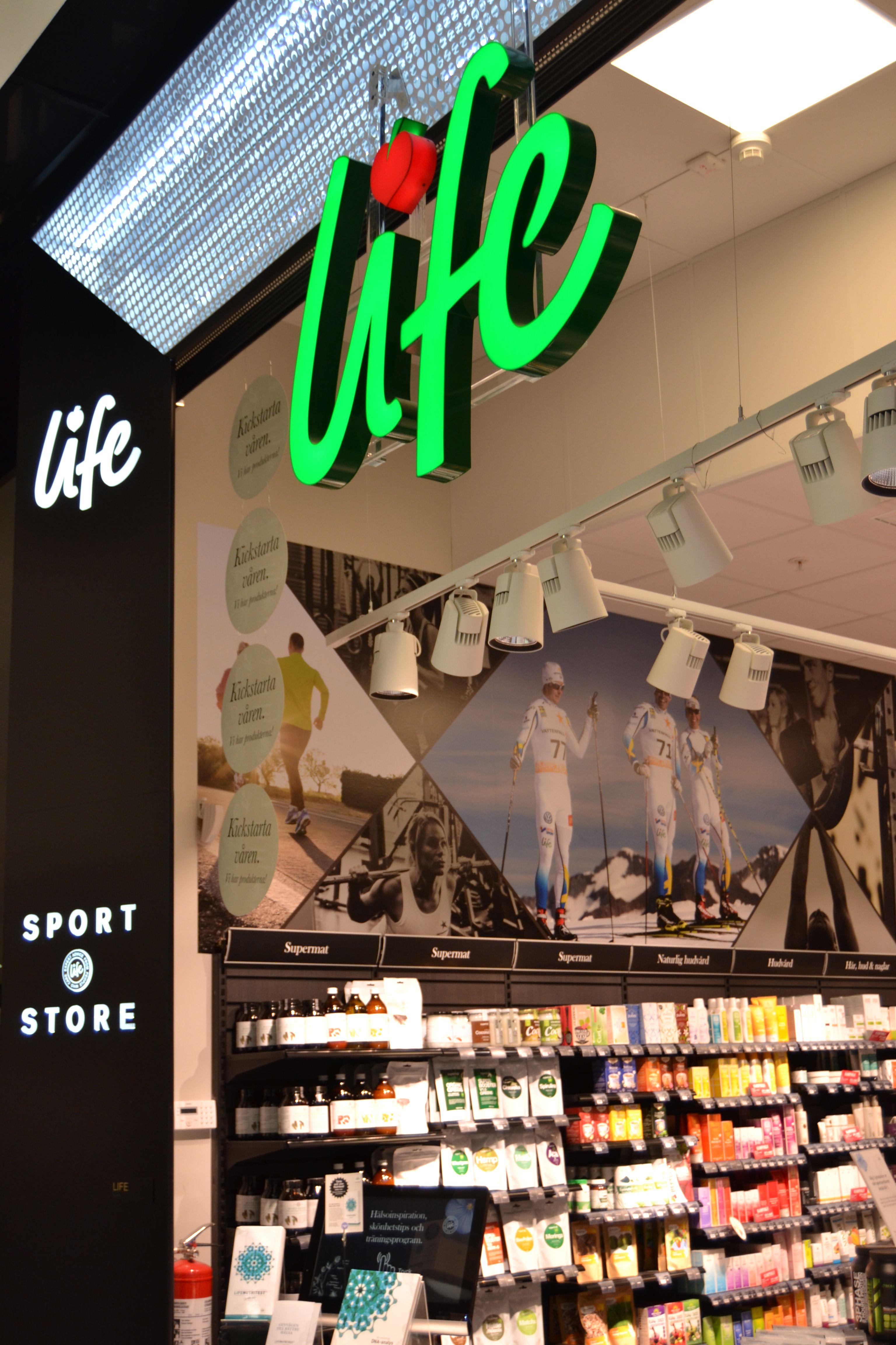 life mall of scandinavia