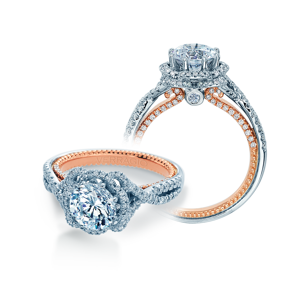 Fashion week Engagement Verragio rings: the couture collection pictures for girls