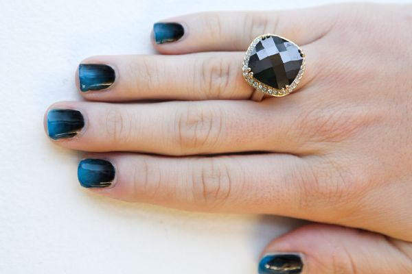ombre nails: how to