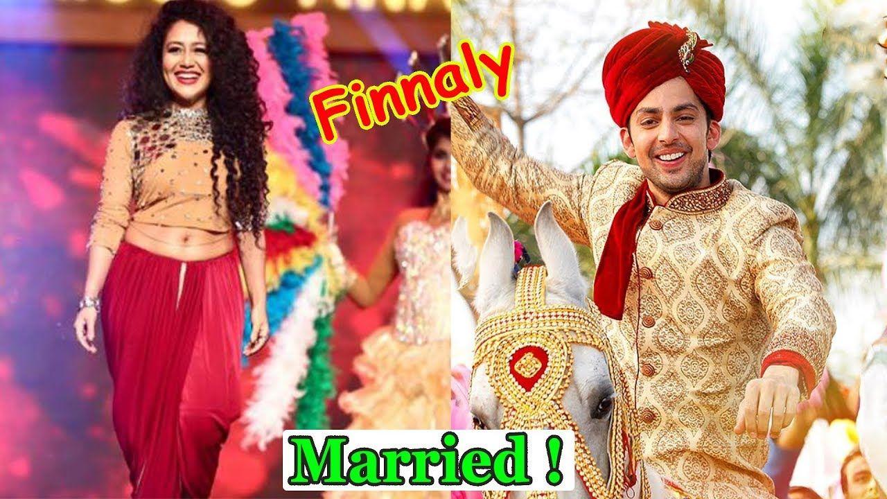 Neha Kakkar S Latest Wedding Video With Bf Himansh Kohli Wedding Video Wedding Neha Kakkar