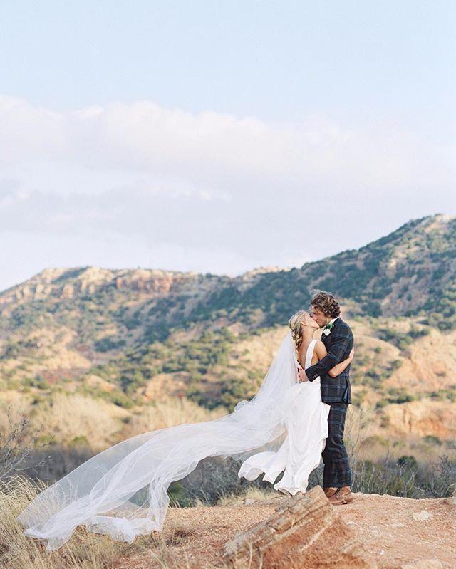 Palo Duro Canyon Wedding Shoot