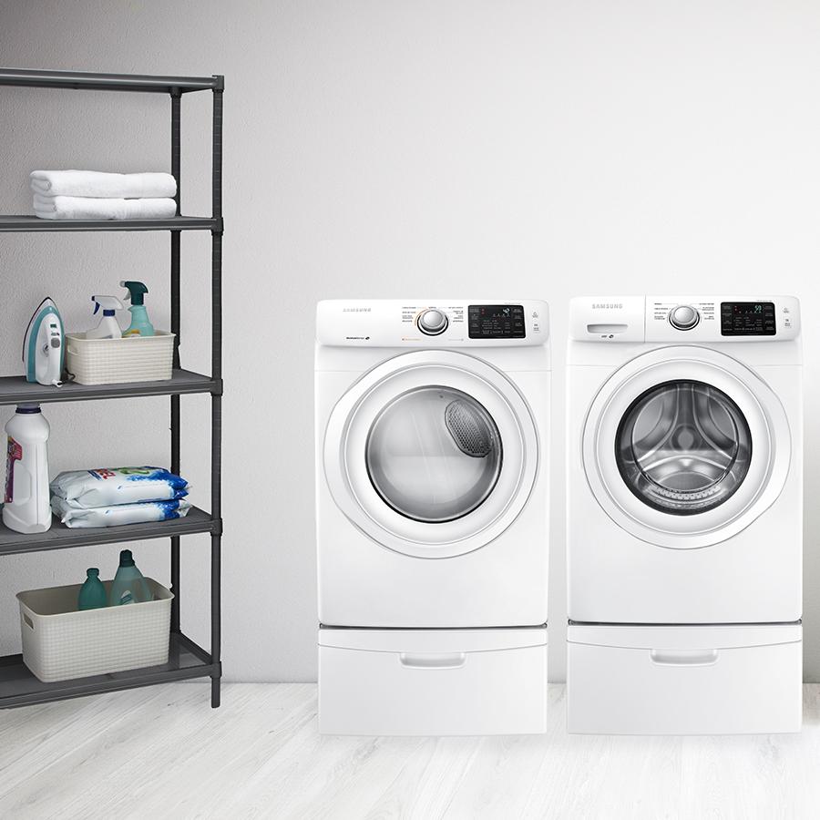 Equipa tu lavandería con un combo de lavadora y secadora marca ...