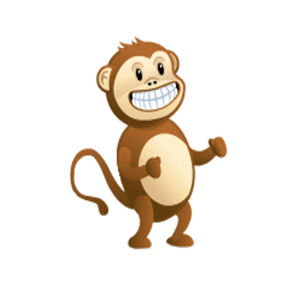 The Monkey Emoji From Skype By Partialpickle Monkey Emoji Emoji Monkey