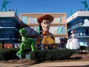 Where to stay at Disney
