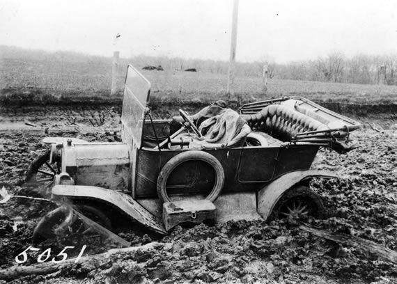 Mud Truck 1920 : Car stuck on dirt road speed control pinterest cars