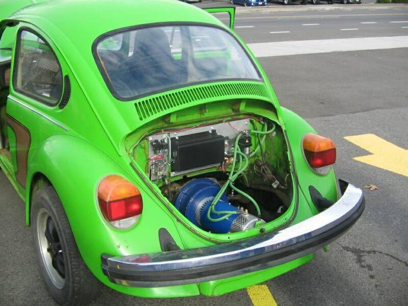 75 VW Beetle Electric Conversion | Beetle Electric | Pinterest | Vw