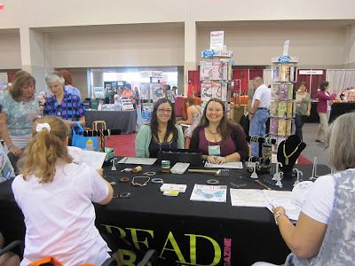 Bead June 2012: Our book signing