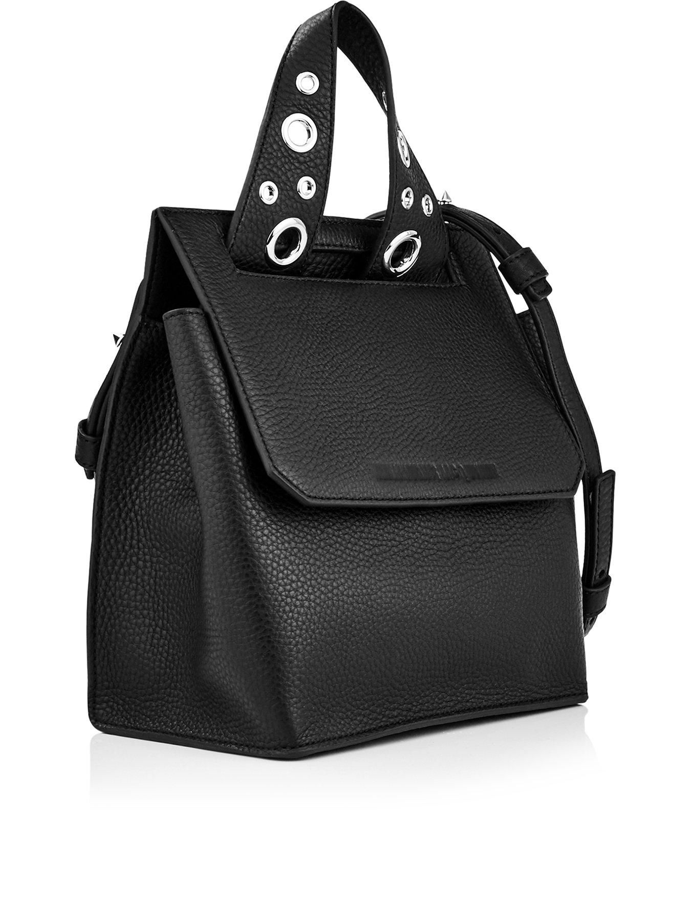 Mcq Alexander Mcqueen Mini Cross Body Bag Black Veryexclusive Co