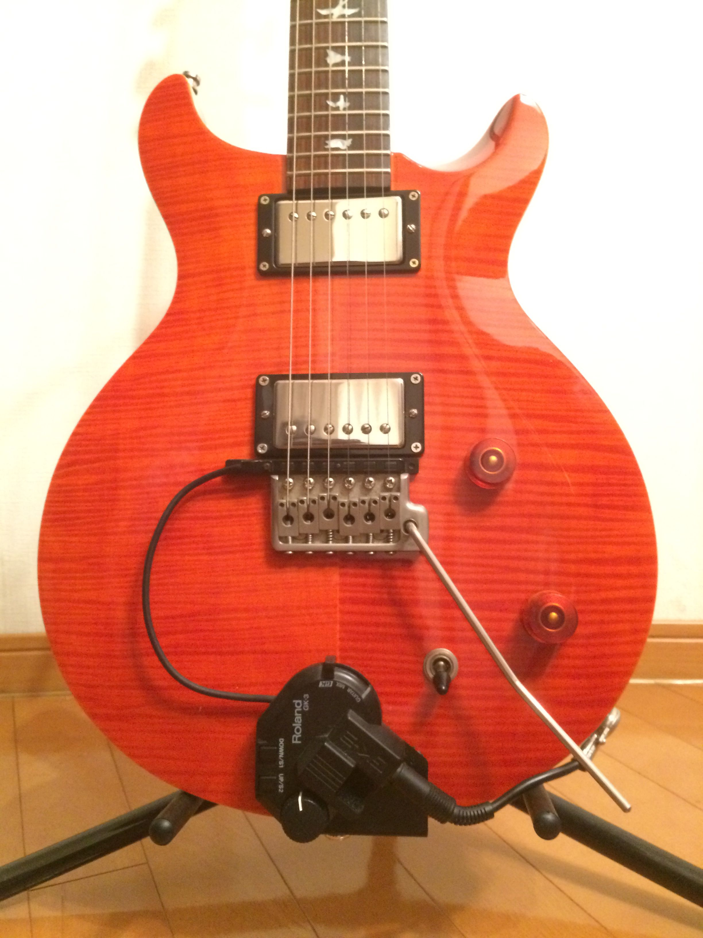 PRS SE-Santana, Duncan SH-5, Roland GK-3 | My Equipments【2019】