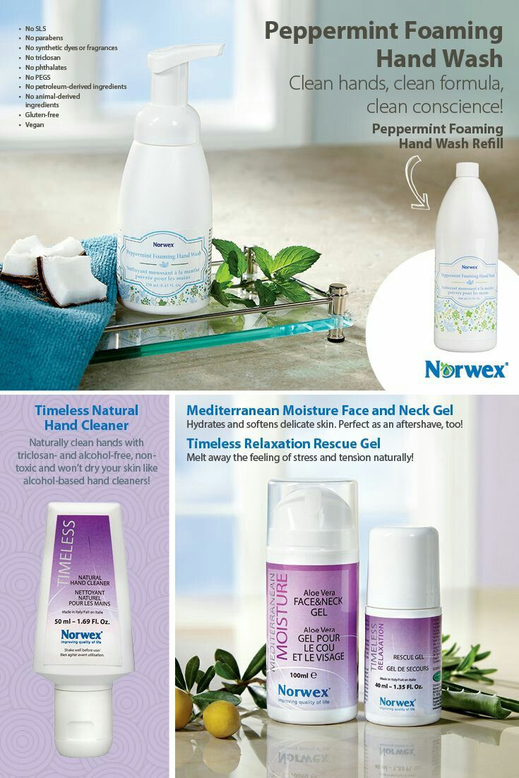 Did You Know Norwex Is Not Only About Cleaning Cloths And