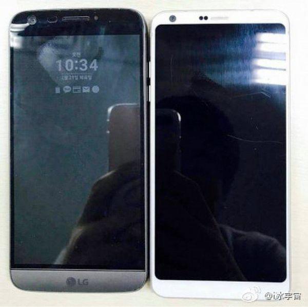 Awesome LG G5 2017: LG G6: ecco l'immagine che confronta il nuovo smartphone con il passato LG G...  Hardware Check more at http://technoboard.info/2017/product/lg-g5-2017-lg-g6-ecco-limmagine-che-confronta-il-nuovo-smartphone-con-il-passato-lg-g-hardware/