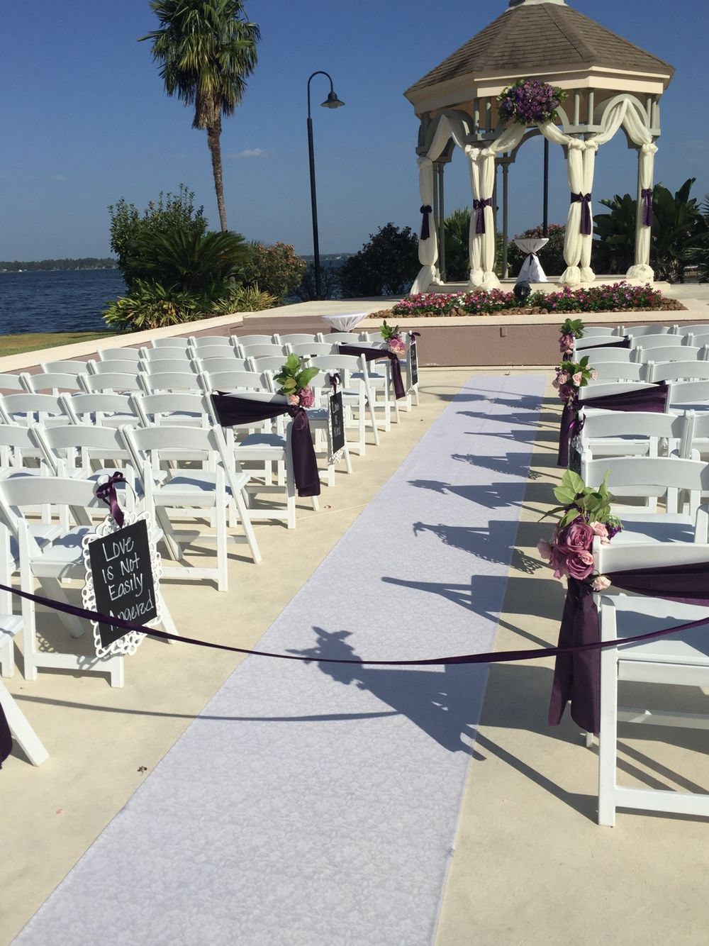 Bentwater Yacht Club Decorations By A Memorable Event