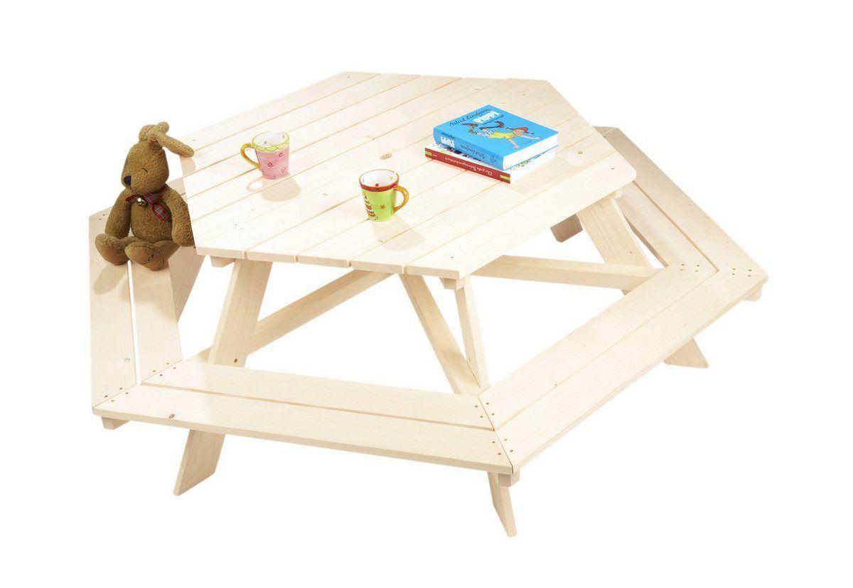 Kindersitzgruppe Nicki 6 Eckig Sonnenschirme Eckig In 2020 Kids Seating Table Games Kids Furniture