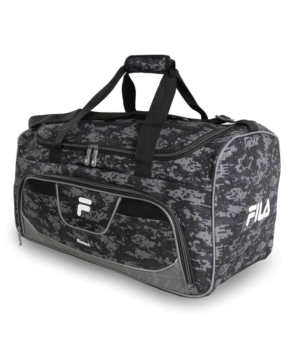 405fe650aa5 Gray Digital Camo Speedlight Medium Gym Duffel Bag | Products