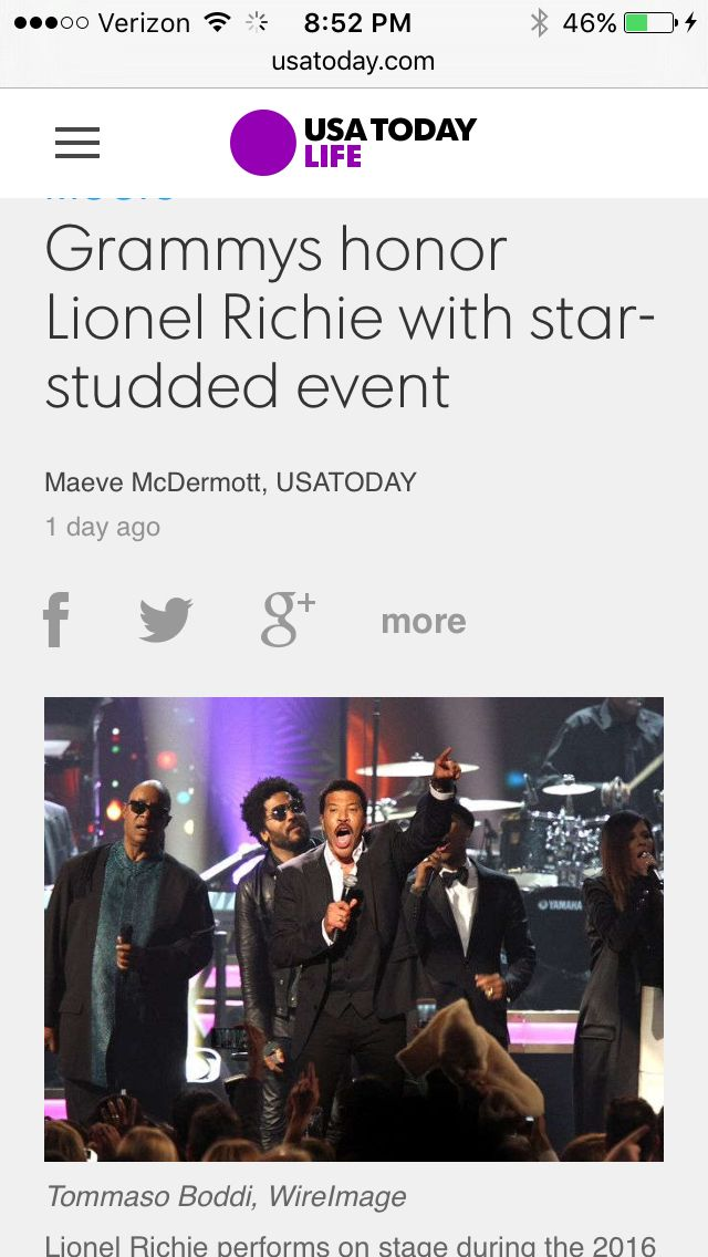 What A Beautiful Tribute To Lionel Richie On The Grammys Tonight Lionel Richie Grammy Tribute