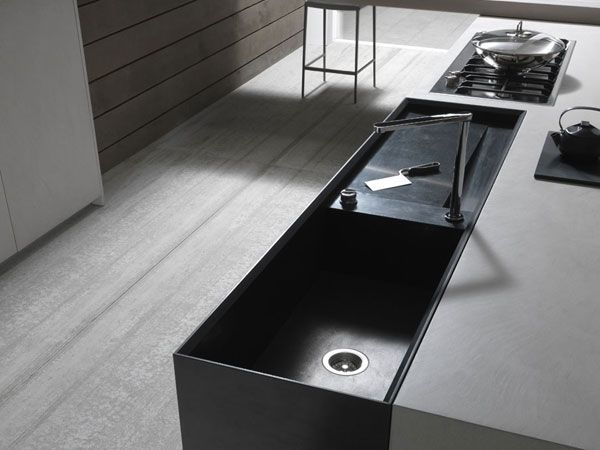 piano cucina top kerlite | kitchen | Pinterest | Cucine, Cucine ...