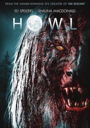 HOWL (2015) | 2010- Recent Monster Movies | Creepy movies