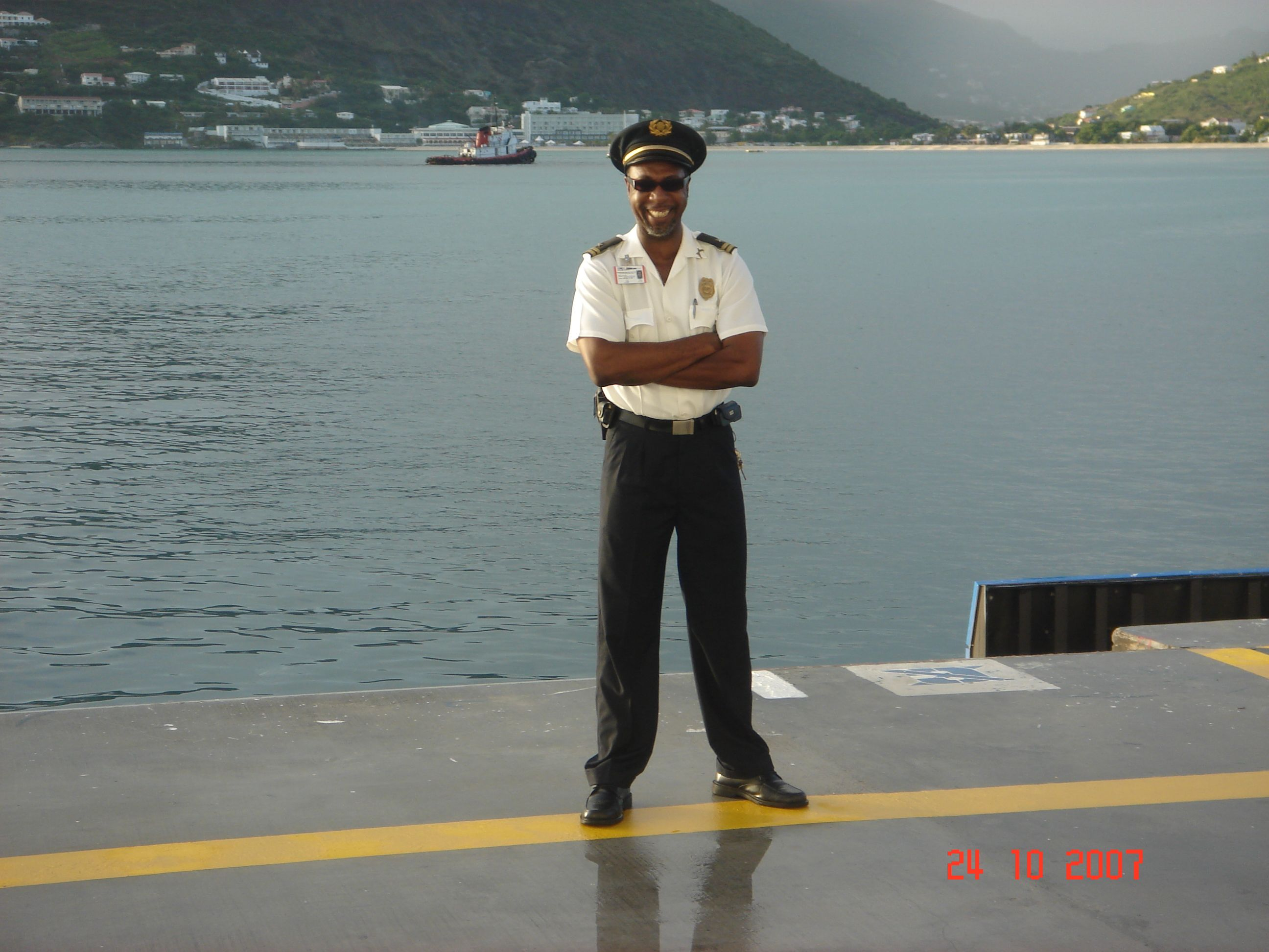 Port Security Officer Cruise Ship Security Pinterest Cruise - Is there security on cruise ships