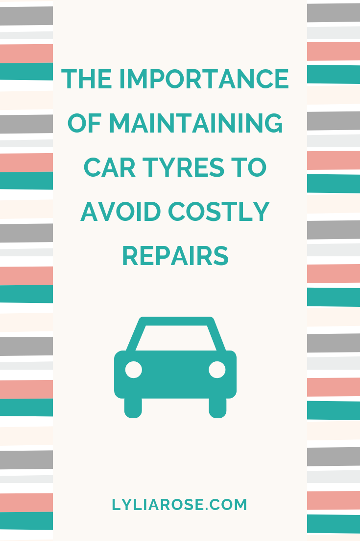 The importance of maintaining car tyres to avoid costly repairs #car #cars #carblog #carblogger #travelblog #travelblogger #moneyblog #moneyblogging #savemoney #lifestyle #lifestyleblogger #ukbloggers
