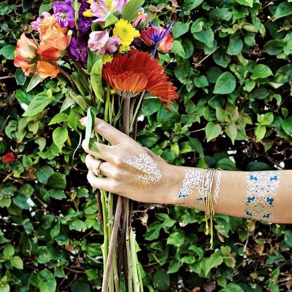 Isabella by Flash™ Tattoos | Flash tattoo, Unique henna ...