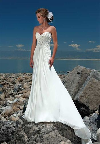 My other DREAM dress!!! I love her designs!!! A-Line sweetheart by Destinations by Maggie Sottero  RD1068