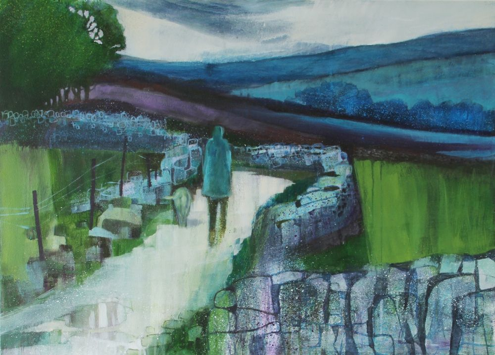 Artflung - Landscapes and Interiors by Fiona Starr