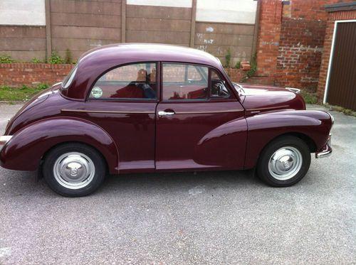 Pin On Morris Minor Cars
