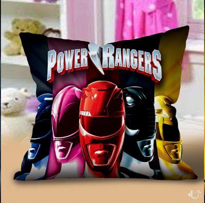 Power Rangers Pillow Cases | Power