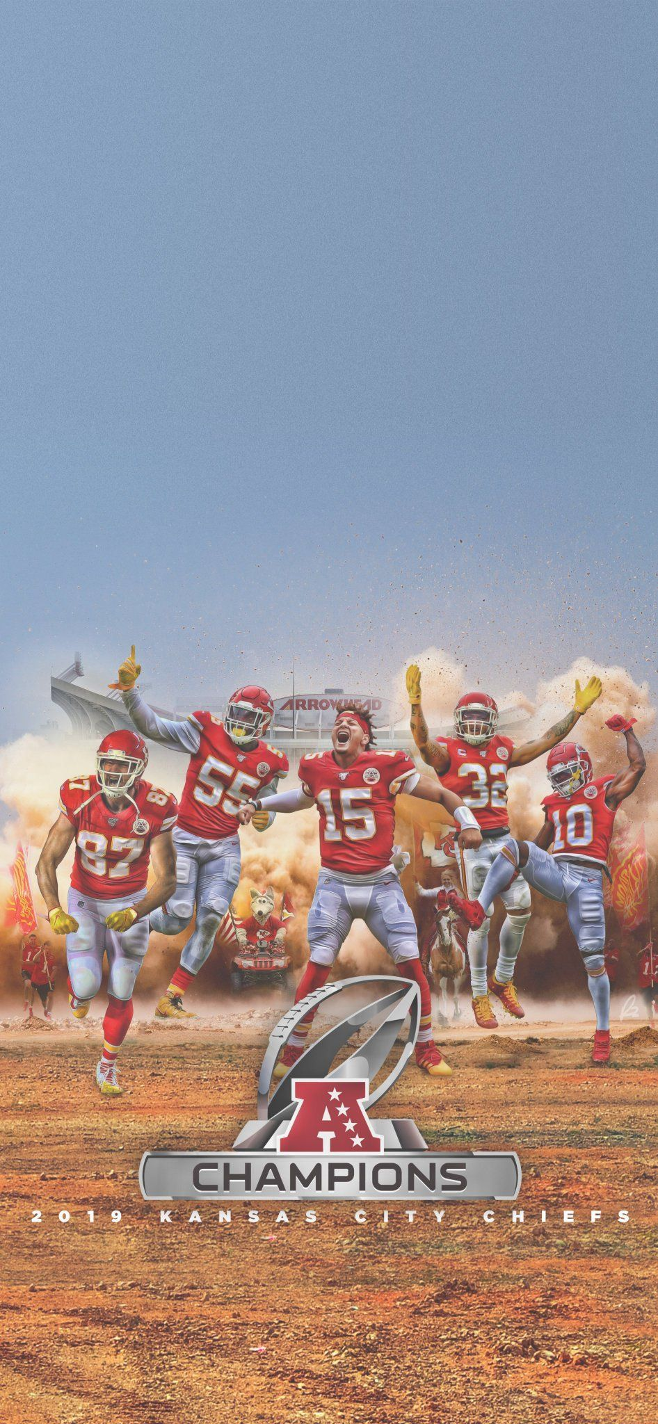 Chiefs 4 Life By Jayden Alexis 234534 Designhill In 2020 Kansas City Chiefs Logo Kansas City Chiefs Kc Chiefs Football