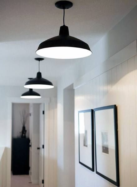 8+ Dazzling Hallway Lighting Ideas that'll Impress You #entrywayideas