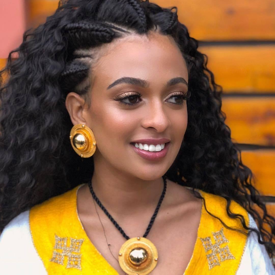 Wedding Hairstyles Ethiopian: #habesha #injera #eritrea #ethiopia