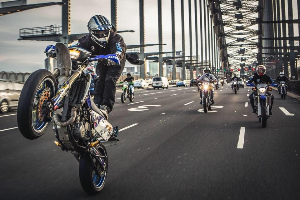 Wheelie Time With The Squad Ask Me Anything Supermoto
