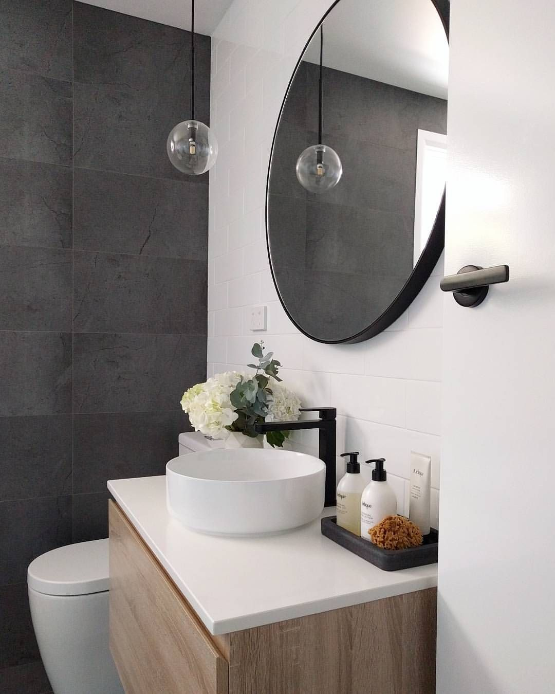 pin | bellaxlovee ✧☾ | Bañeras | Pinterest | Badezimmer, Hausbau ...