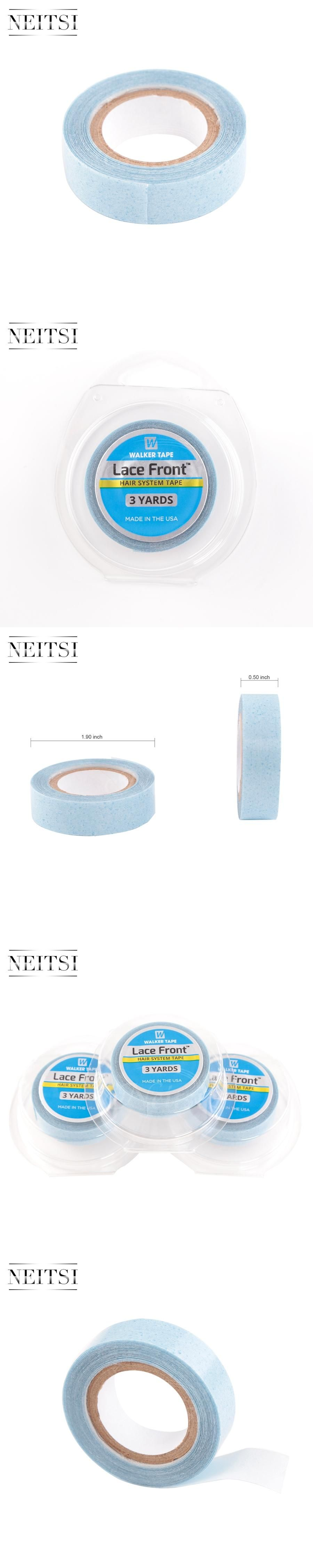 Neitsi 05 Width 3 Yds Walker Tape Lace Front Hair System Us Tape