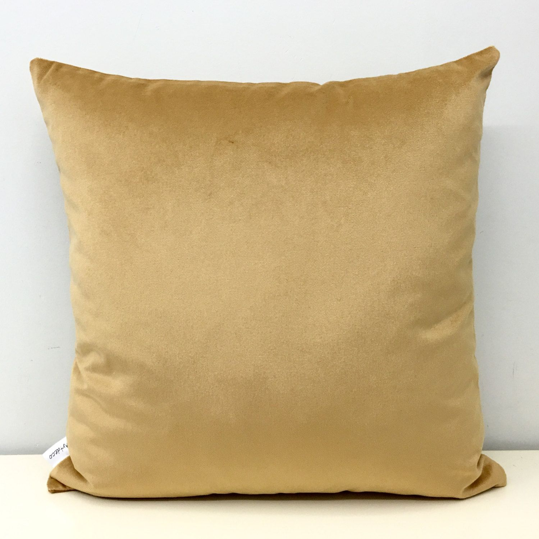Caramel velvet pillow cover x velvet pillow pillows throw