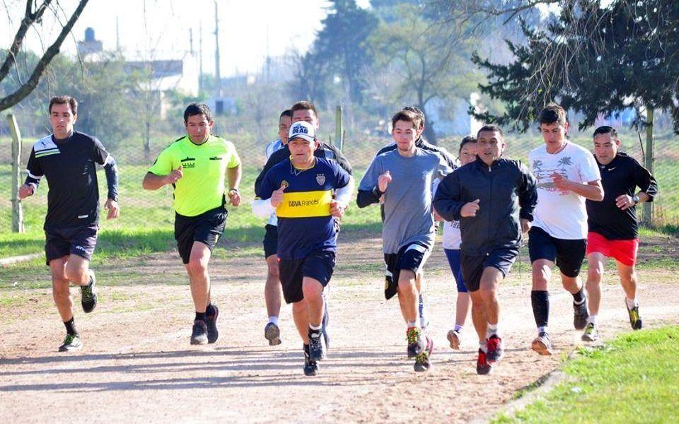 Se realizó prueba física y teórica a árbitros entrerrianos - InfoPalmares  https://t.co/Ov25PClWLO https://t.co/CgLqa1LcSx