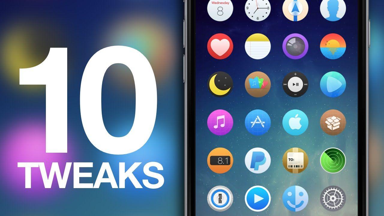 TOP 10 Best FREE iOS 8.4 Cydia Tweaks For iPhone, iPad