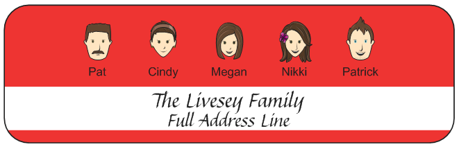 140 Address Labels For $5.00 Shipped from Vistaprint! - http://www.livingrichwithcoupons.com/2013/06/address-labels-deal-5-00-140.html