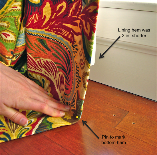 If You Want Your Drapes To Always Puddle Then Can Skip The Measuring And Jump Right Hemming Shorter So They Dont Hit