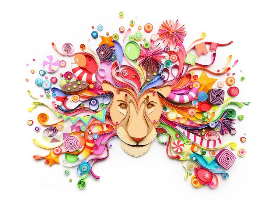 Impressive artworks by yulia brodskaya