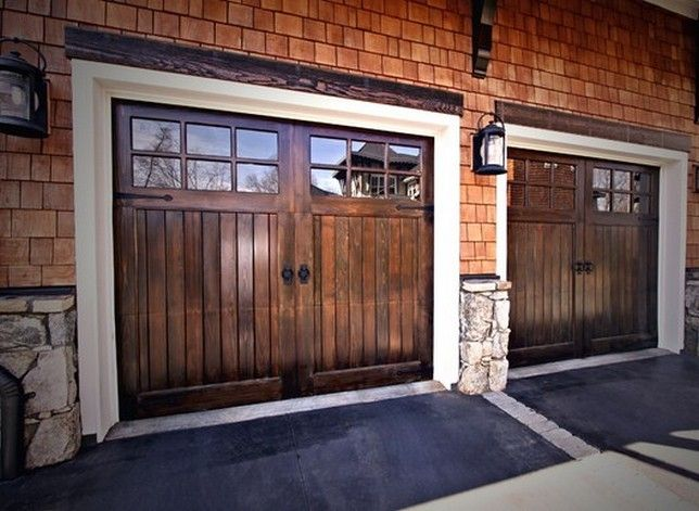 Rustic Doors Google Search Wooden Garage Doors Wood Garage Doors Carriage Style Garage Doors