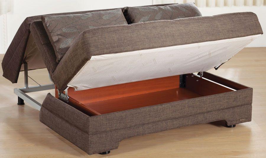 Astounding Twist Beyza Astoral Light Brown Loveseat Sleeper By Istikbal Theyellowbook Wood Chair Design Ideas Theyellowbookinfo