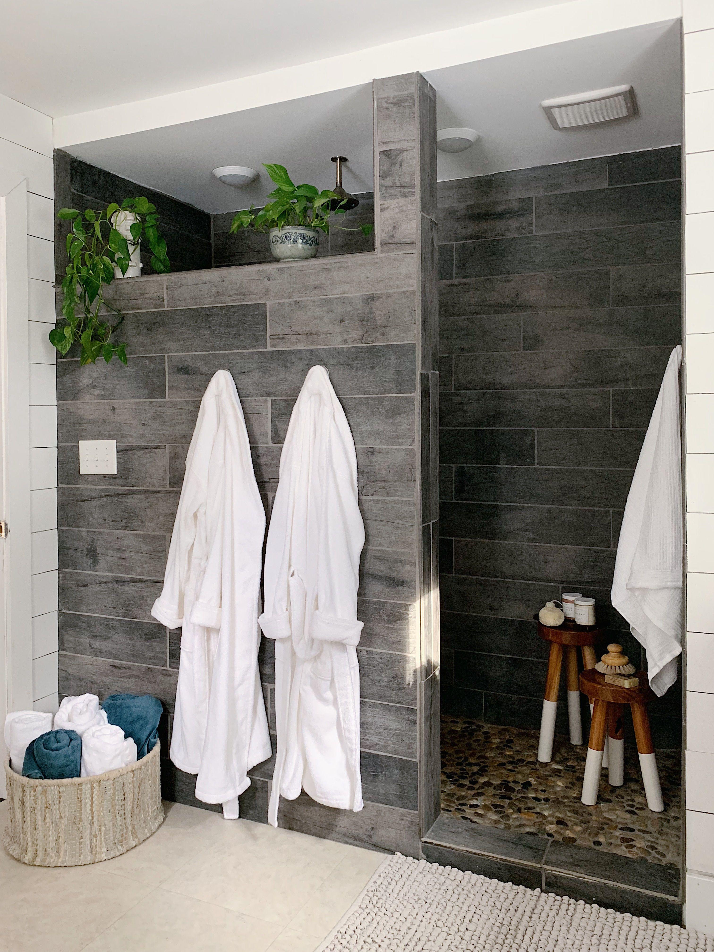 Cabin Bathroom Refresh