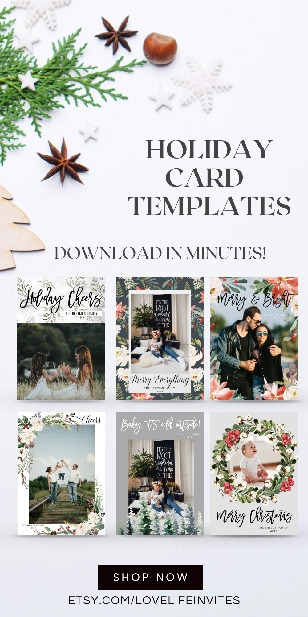 Holiday Card Templates Holiday Card Template Custom Christmas Cards Holiday Card Pictures