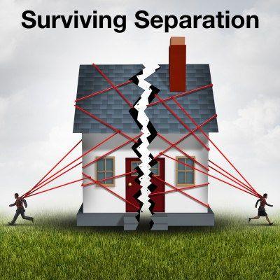Surviving marital separation