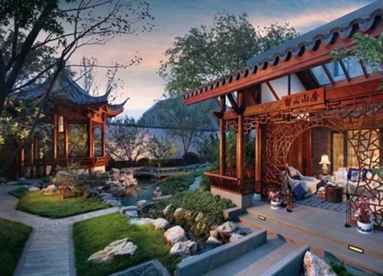 Why China S Super Wealthy Shun Western Looking Homes Luxury House Plans Expensive Houses Luxury House Designs